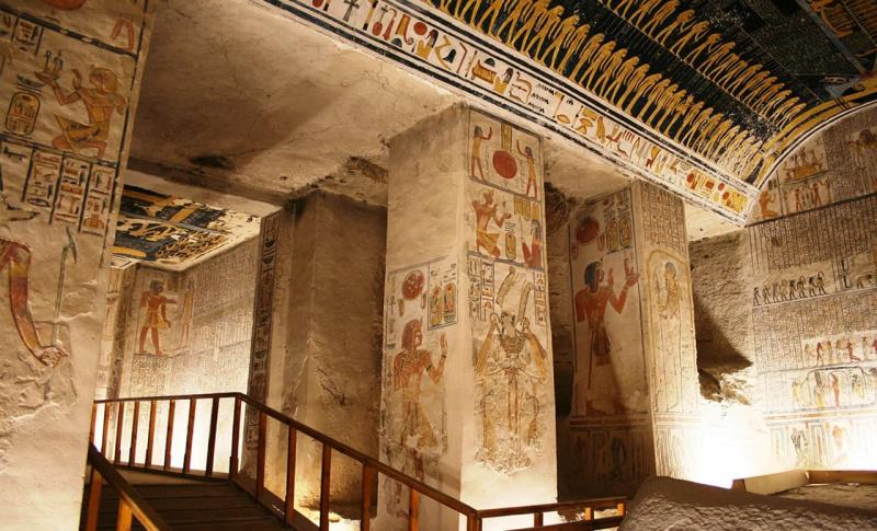 Египет Долина царей