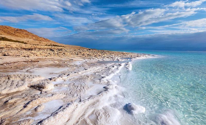 Израиль Мёртвое море