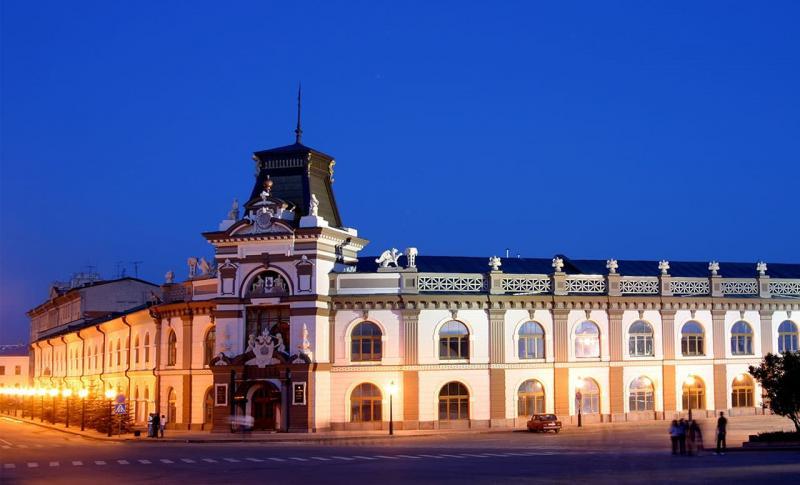 Казань Национальный музей Республики Татарстан