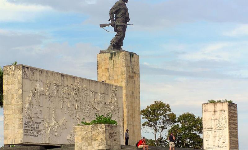 Куба Мавзолей Че Гевары
