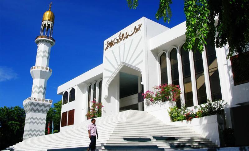 Мальдивы Пятничная мечеть