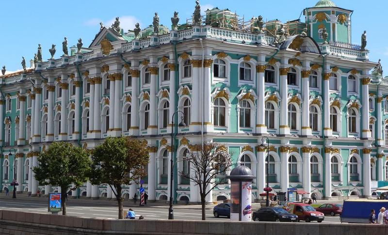 Санкт-Петербург Государственный Эрмитаж