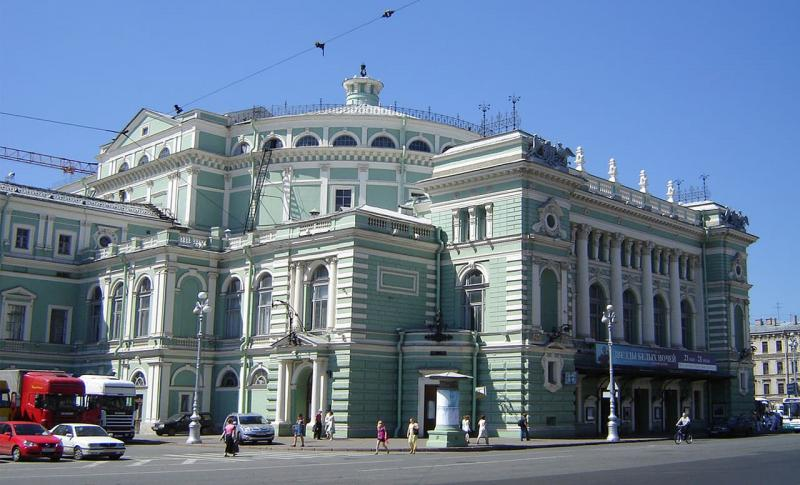 Санкт-Петербург Мариинский театр