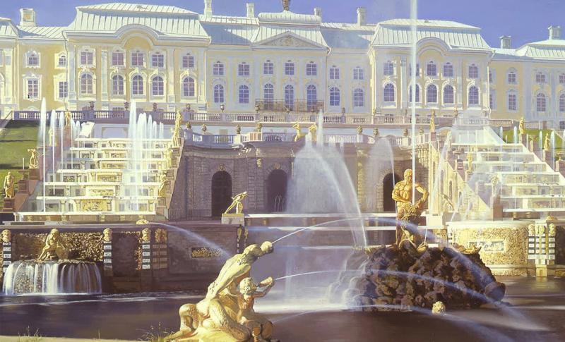 Санкт-Петербург Петергоф