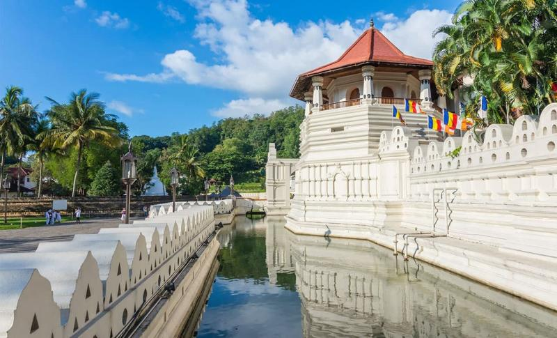 Шри-Ланка Храм Зуба Будды