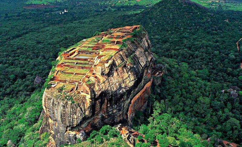 Шри-Ланка Сигирия