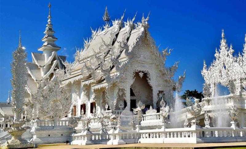 Таиланд Ват Ронг Кхун
