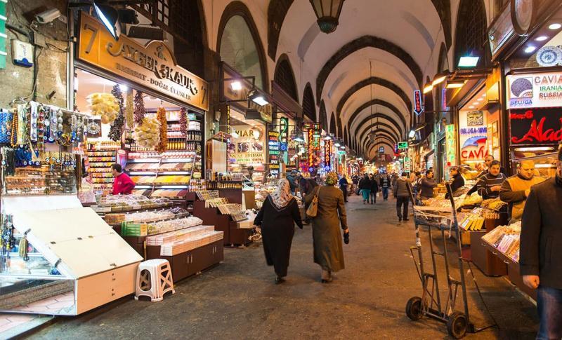 Турция Большой базар