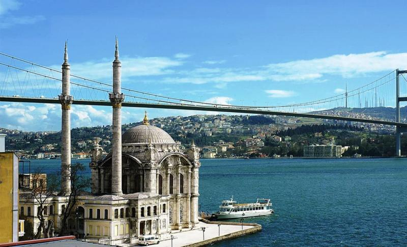 Турция Босфор
