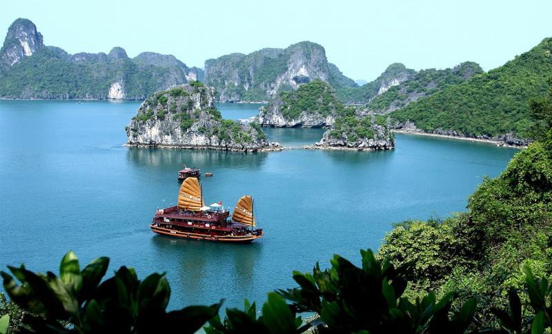 Где отдохнуть в декабре - Вьетнам, Бухта Халонг