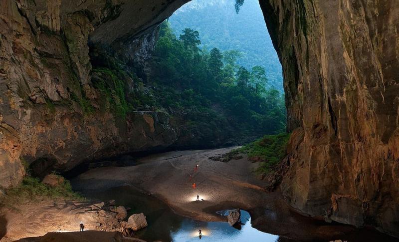 Вьетнам Фонгня-Кебанг