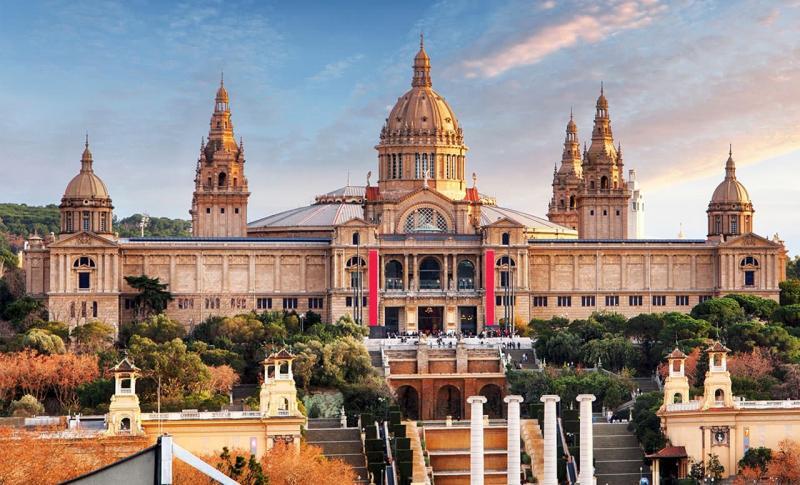 Барселона, Национальный музей искусства Каталонии