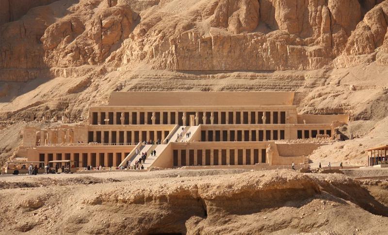 Египет, Долина Царей
