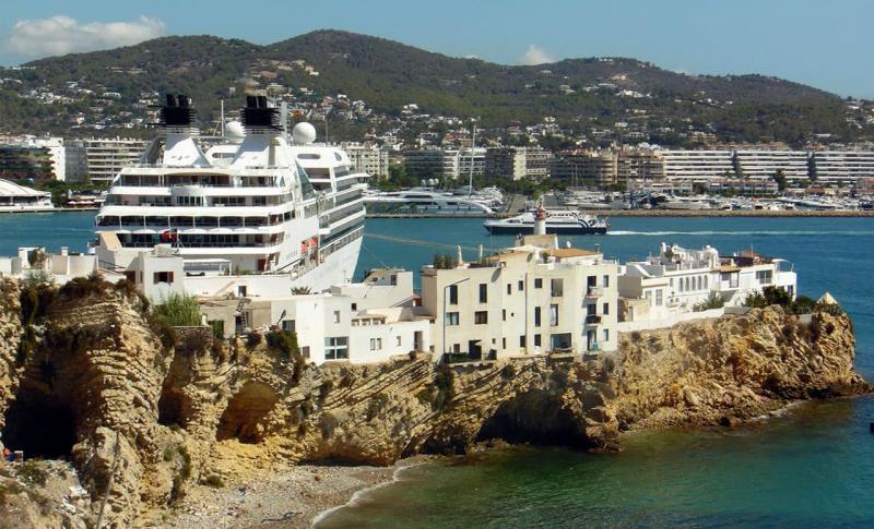 Испания, Круизный порт Ибицы