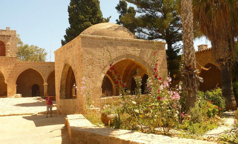 Кипр, Монастырь Айя-Напа