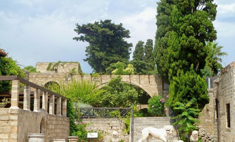 Родос, Археологический музей
