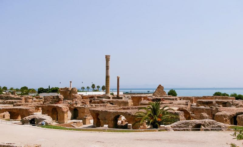 Тунис, Карфаген
