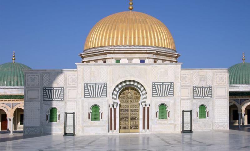 Тунис, Мавзолей Хабиба Бургибы