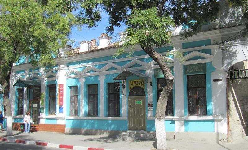 Феодосия, Музей дельтапланеризма