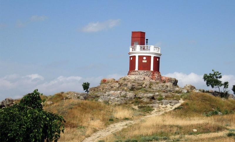 Керчь, Гора Митридат