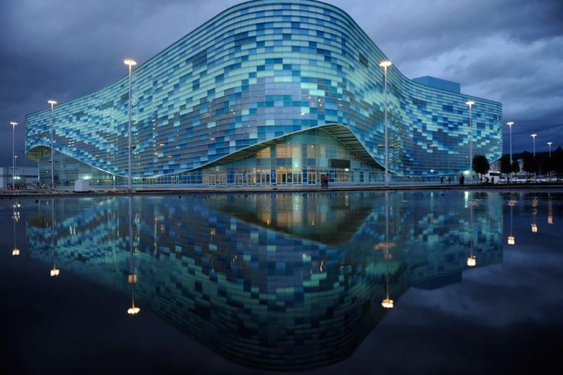 Погода в Сочи в октябре - Концертный зал