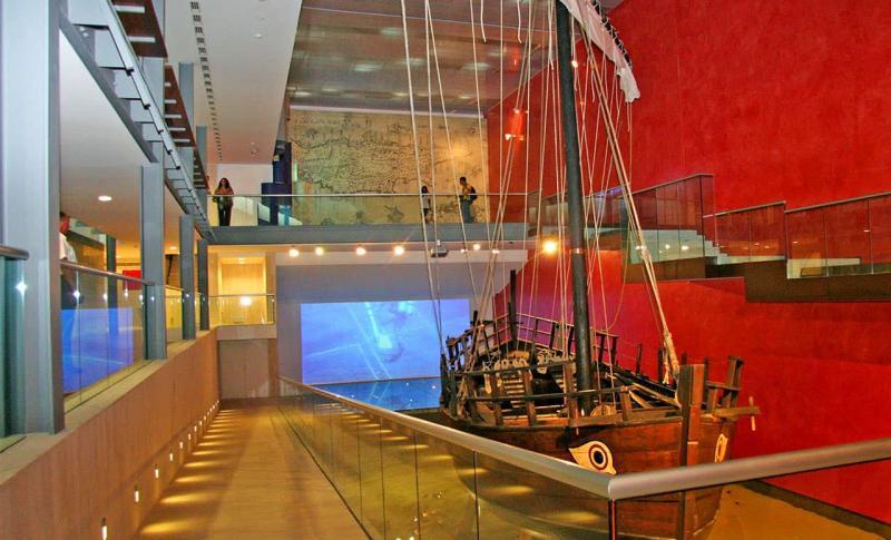 Погода на Кипре в сентябре - Айя-напа, Морской музей Thalassa