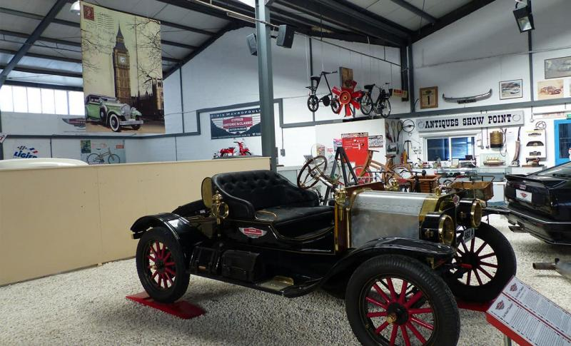 Кипр Лимассол Музей Cyprus Motor Museum