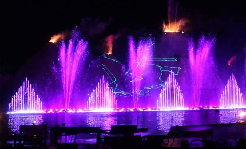 Кипр Протарас Magic Dancing Waters Live Multi-Show