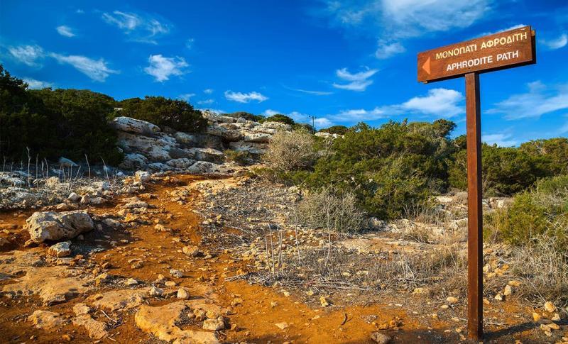 Кипр Протарас Национальный парк Cape Greco National Forest Park