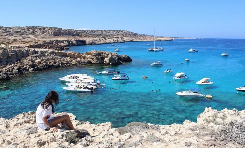 Погода на Кипре в сентябре 2020 - температура воды и воздуха