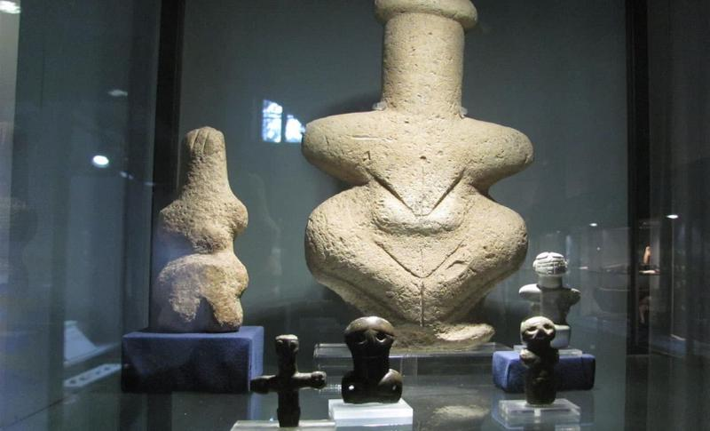 Кипр Лимассол Limassol Archaeological Museum
