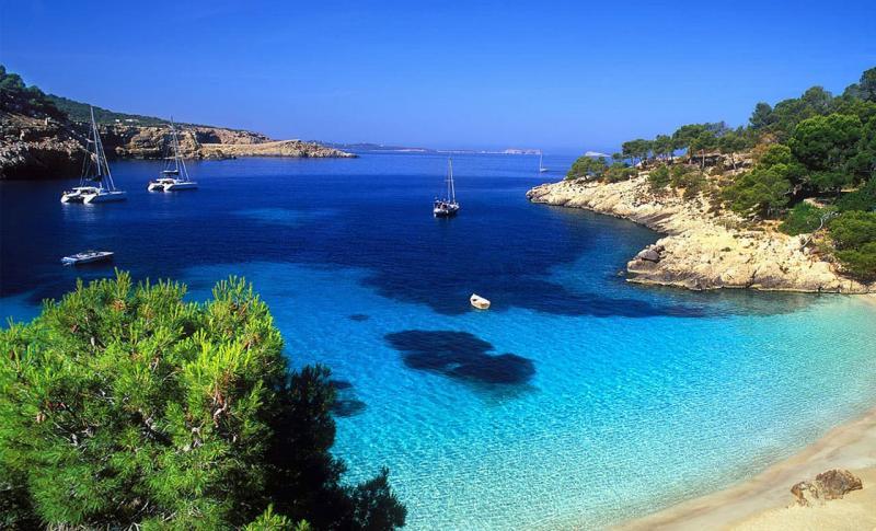 Кипр Пафос Коралловый залив