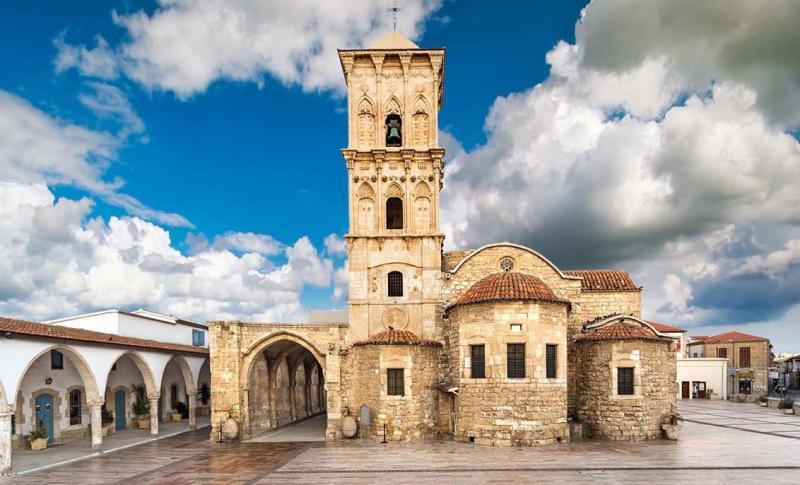 Ларнака, Церковь Ангелоктисти