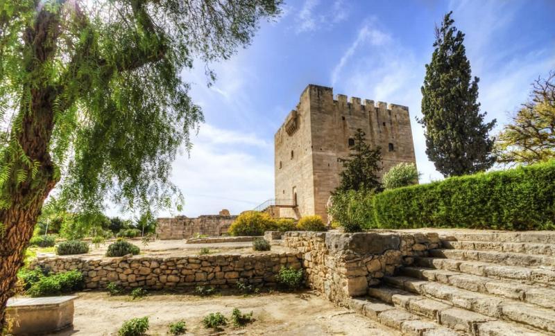 Лимассол, Старинный Лимассольский замок