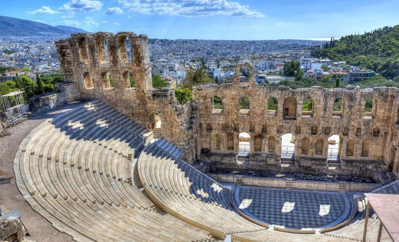 Пафос, Театр Одеон
