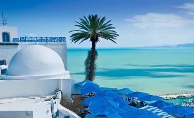 Погода в Тунисе в сентябре 2020 года