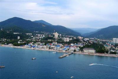 Сочи в ноябре - Лазаревское