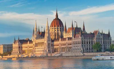 Венгрия, здание Парламента